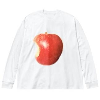 🍎Apple🍎 Big silhouette long sleeve T-shirts