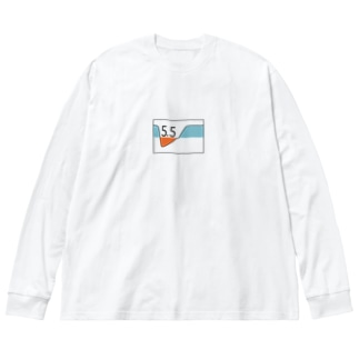 ph5.5 Big silhouette long sleeve T-shirts