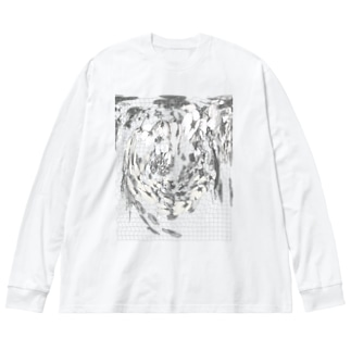 fw Big silhouette long sleeve T-shirts