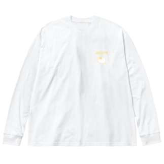 nmre Big silhouette long sleeve T-shirts