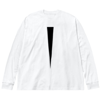 frograph003 Big silhouette long sleeve T-shirts