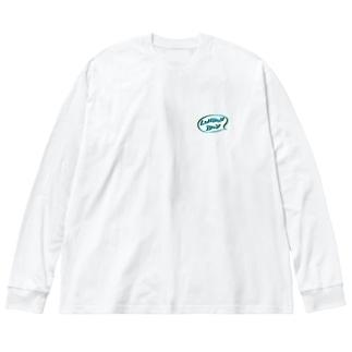 ロンドンボーイ Big silhouette long sleeve T-shirts
