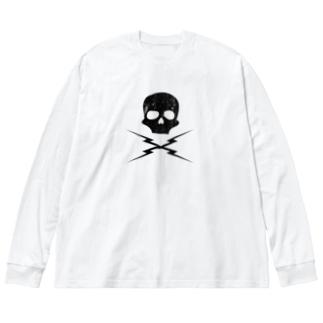 シボレー・ノヴァ(1970)の外装 Big silhouette long sleeve T-shirts