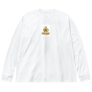DUCTBLADE Big silhouette long sleeve T-shirts