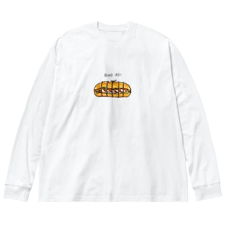 バインドミー! Big Silhouette Long Sleeve T-Shirt