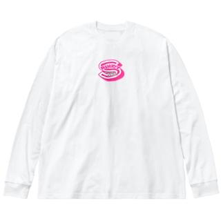 Pinky extra Big Long Sleeve T-shirt