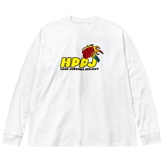 HPPJ_09 Big silhouette long sleeve T-shirts