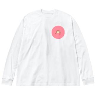 穂歌 Big Long Sleeve T-shirt