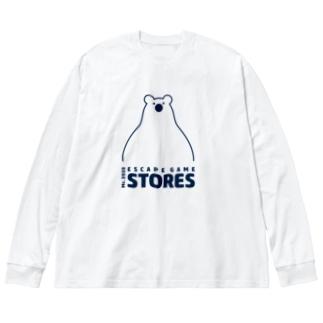 ミスター3939のお店 Big silhouette long sleeve T-shirts