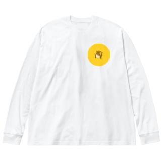 辰臣 Big silhouette long sleeve T-shirts