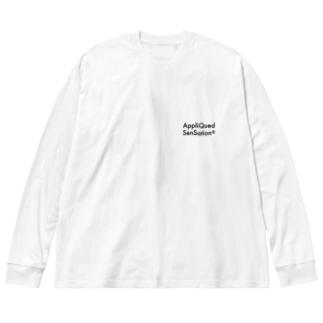 スタンダードモデル Big silhouette long sleeve T-shirts