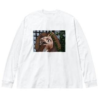 モウケモン Big Long Sleeve T-shirt