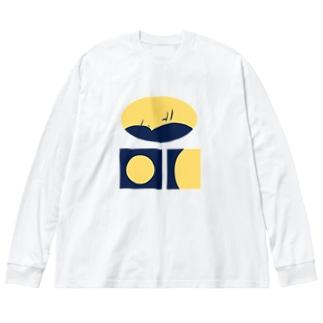 w↺ Big Long Sleeve T-shirt