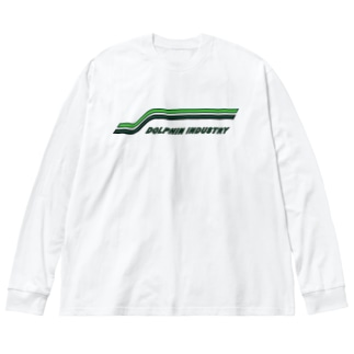 モーターサイクルLINE ビッグシルエットロンT Big silhouette long sleeve T-shirts