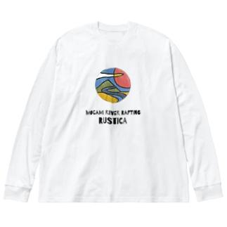 ラスティカ【RUSTICA】のRUSTICA Big silhouette long sleeve T-shirts