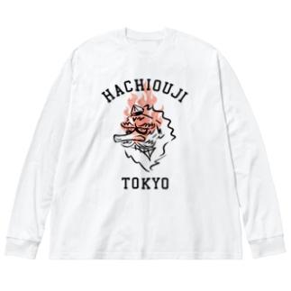 Represent Hachiouji ver.TOKYO  Big silhouette long sleeve T-shirts