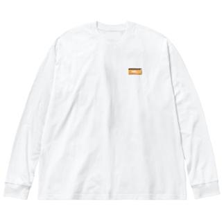 ボックスロゴ Big silhouette long sleeve T-shirts