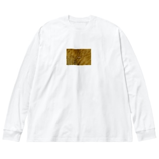 nikola Big silhouette long sleeve T-shirts