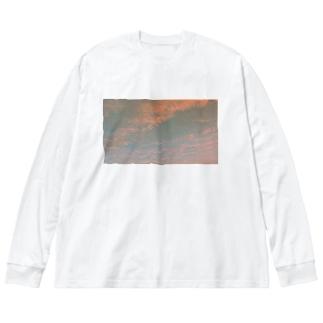 夕yb Big Long Sleeve T-shirt