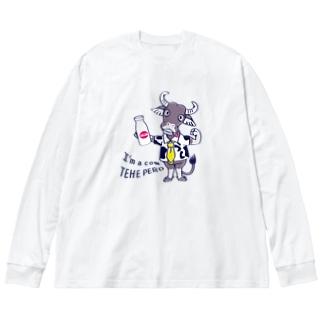 CT77水牛 Big Long Sleeve T-shirt
