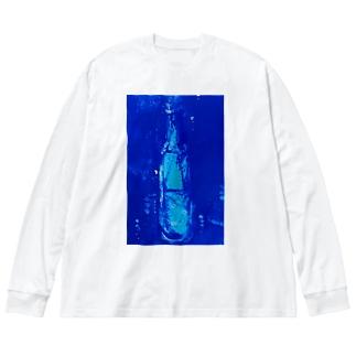 bluebottle Big silhouette long sleeve T-shirts