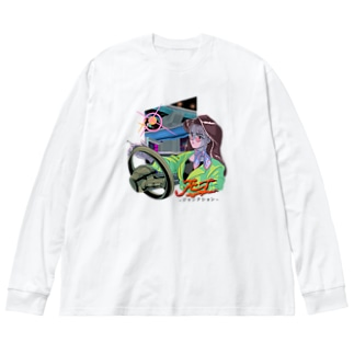 JCT-ジャンクション- Big silhouette long sleeve T-shirts