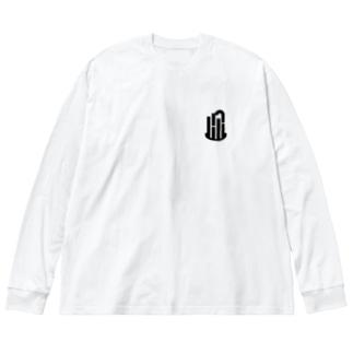 DTF logo foodie & Long sleeve tee Big silhouette long sleeve T-shirts