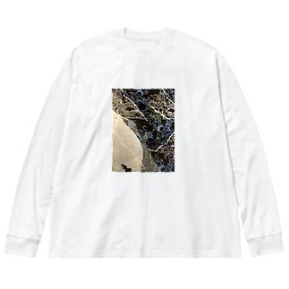 2020LAST Big silhouette long sleeve T-shirts