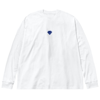 THE GEM Big silhouette long sleeve T-shirts