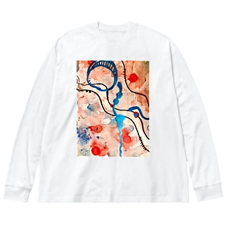 @#/& Big silhouette long sleeve T-shirts