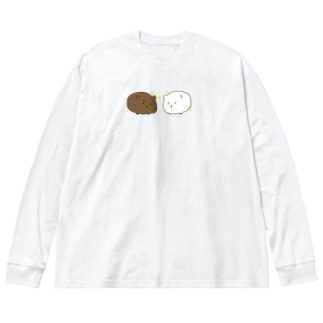 カフェオーレ Big Long Sleeve T-shirt