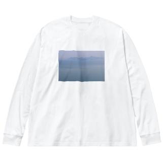 瀬戸内 Big silhouette long sleeve T-shirts