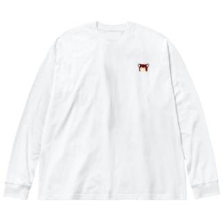 煌夜 Big Silhouette Long Sleeve T-Shirt