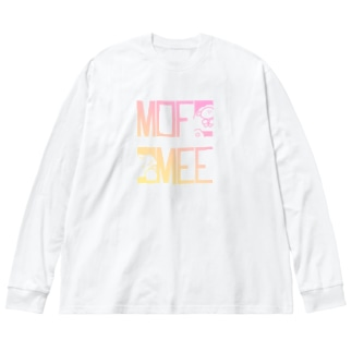 MOFMEE Big silhouette long sleeve T-shirts