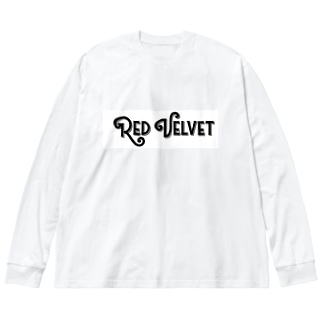 redvelvet708 Big silhouette long sleeve T-shirts