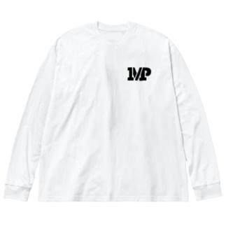 MPスラッシュロゴ Big Long Sleeve T-shirt