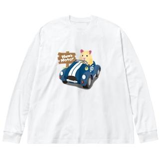 クラシックハムカー Big Silhouette Long Sleeve T-Shirt