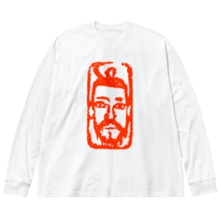 THE MAJIO SOLO Big silhouette long sleeve T-shirts