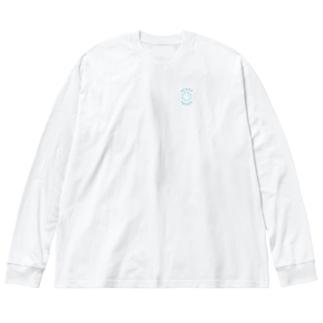 SUNNY DESIGN Big silhouette long sleeve T-shirts