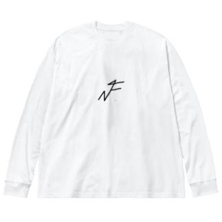 NF. Big Long Sleeve T-shirt