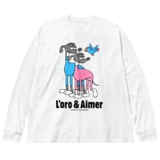 Lolo&almerさん専用 Big Long Sleeve T-shirt