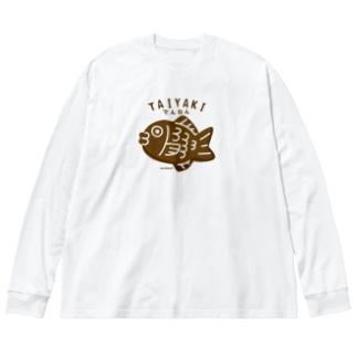 てんねんたいやきA Big Long Sleeve T-shirt