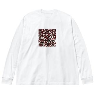 ヘキサゴン Big Long Sleeve T-shirt