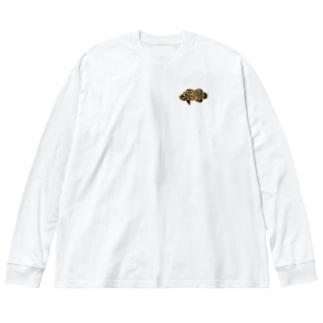 マツダイ Big Silhouette Long Sleeve T-Shirt