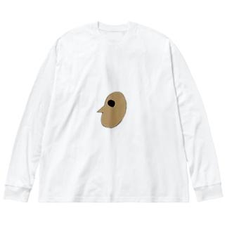 YOHEIの古大人(切り抜き版) Big Long Sleeve T-shirt