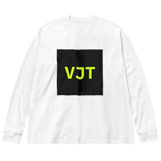 VJTumblr Big silhouette long sleeve T-shirts