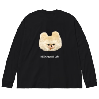 クリスピーBIGロンティー Big silhouette long sleeve T-shirts