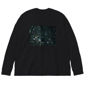 LUSH Big silhouette long sleeve T-shirts
