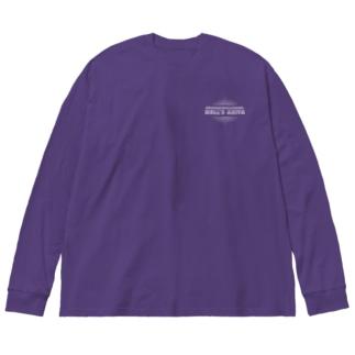 DAHLIA  Big silhouette long sleeve T-shirts