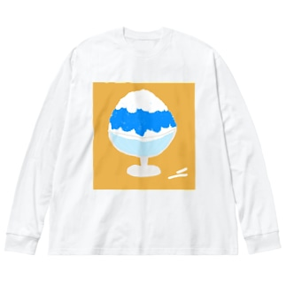 あちらのお客様からです。 Big Silhouette Long Sleeve T-Shirt